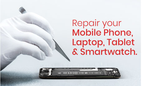 Mobile Phone, Smartphone, Smartwatch, Tablets, and Laptop Repair in Taif